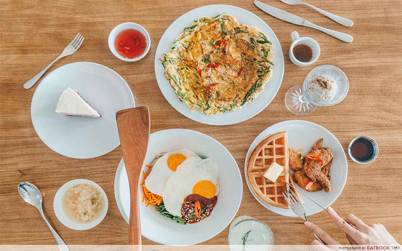 10 BEST CAFES IN SINGAPORE